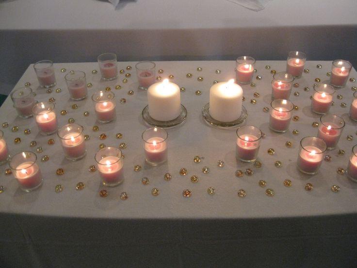 All Saints Day altar, 2013.  St. Timothy UMC, Brevard, NC.