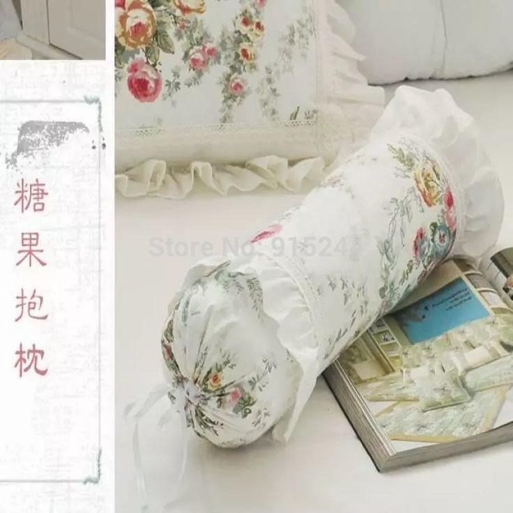 Роскошный белый свадьбы кровать принцесса sweety стиль европа живопись маслом элегантный зеленый цветок деревенский постельные принадлежности устанавливает кружева хлопкакупить в магазине Queen King Bedding Set наAliExpress