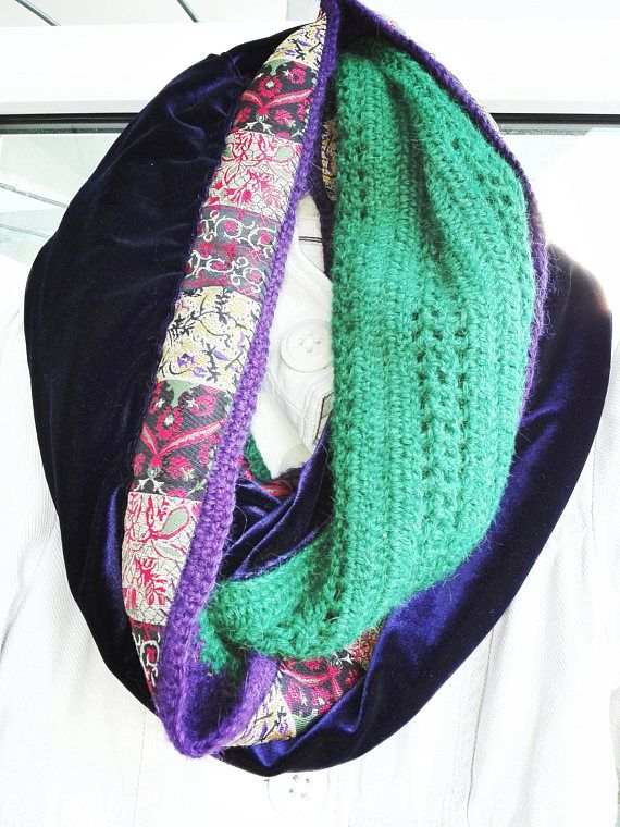 Hey, I found this really awesome Etsy listing at https://www.etsy.com/listing/530900017/violet-velvet-crocheted-neck-warmer-and