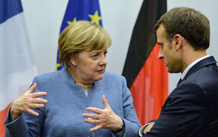 """Emmanuel Macron, France's """"start-up president,"""" wants to move fast, even if it means breaking things—and the unforeseen turmoil in German domestic politics may help him do just that."""