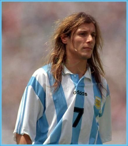Claudio Paul Caniggia - Argentina National Team | FIGURAS ...