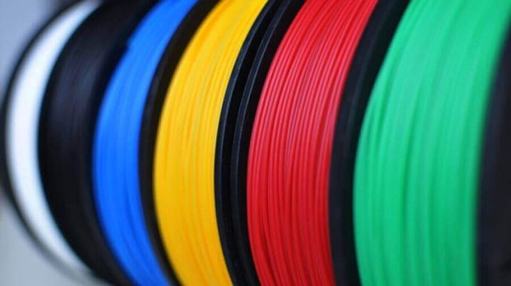 Guide to 30 great 3D printer filament types and a handy comparison chart. Learn about PLA, ABS, PETG, Nylon, Flexible, and 25 more types of 3D filament.