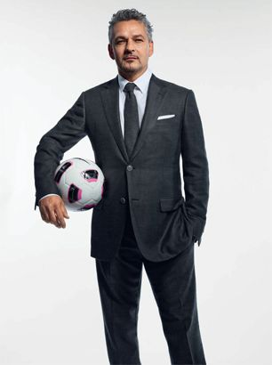 after all this time, Roberto Baggio can still melt my heart with his beautiful self...