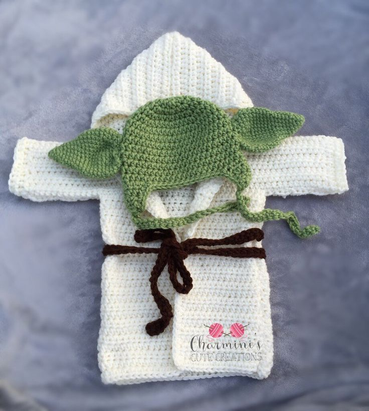 A personal favorite from my Etsy shop https://www.etsy.com/listing/274576232/baby-yoda-inspired-costume