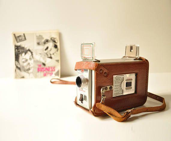 Brownie Movie Camera f/2.3 Improved Model II / Settings