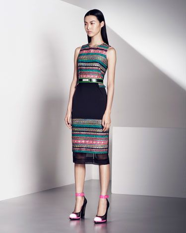 Prabal Gurung Pre-Fall 2013...my fav designer...diggin' this boho chic vibe.