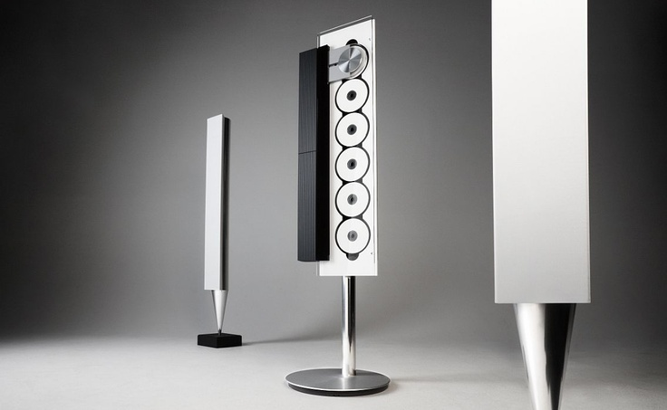 So design, so luxurious, so perfect. When technology meets extrordinary... BeoSound 9000 - Bang & Olufsen