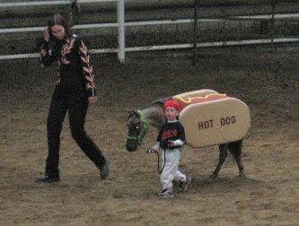 Horse Fancy Dress Ideas: Hot Dog