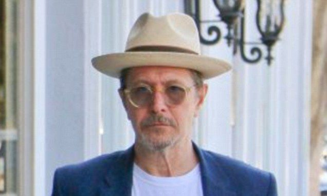 Gary Oldman faces ostracism after non-PC rant against the movie elite
