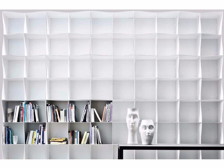 Libreria modulare in metallo   Ronda Design