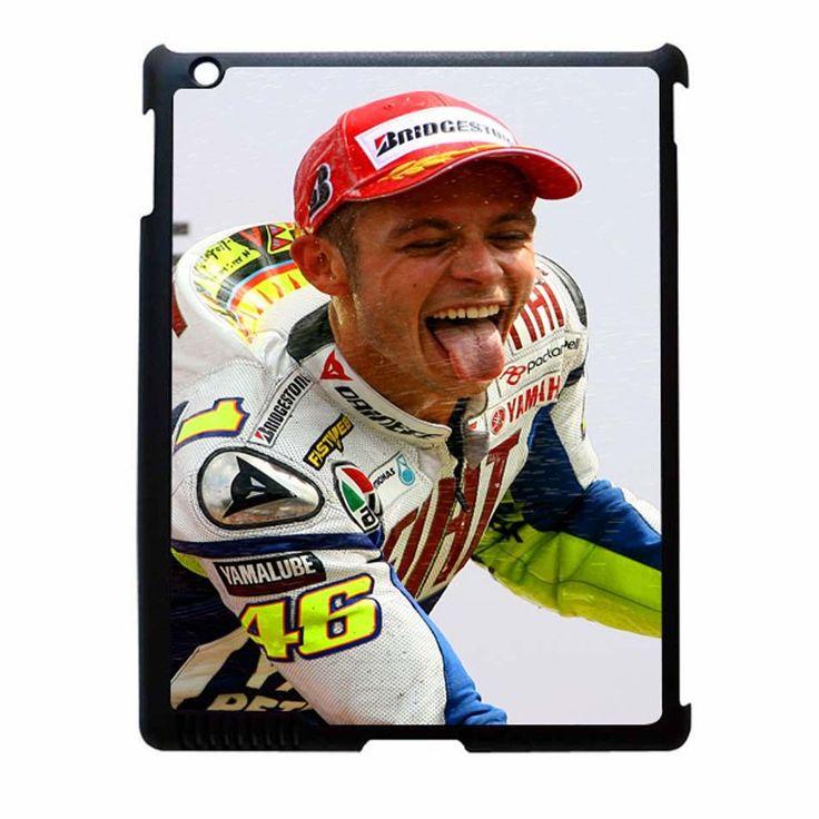 Valentino Rossi Emotional Moment Three iPad 3 Case