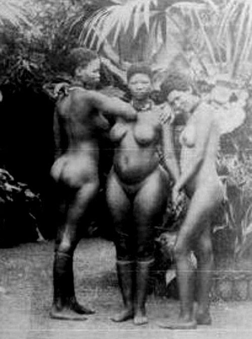 slaves nude african