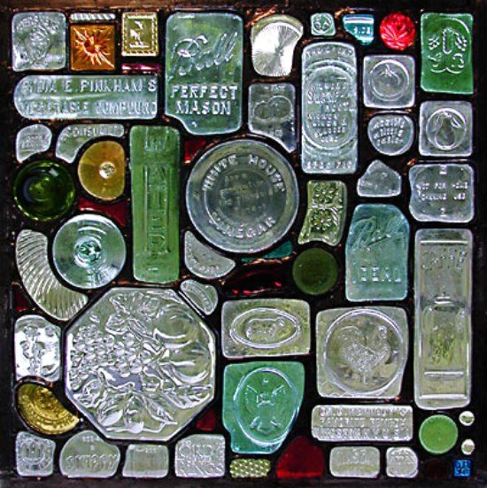 Recycled Glass Inspiration