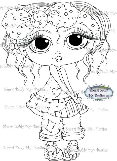 "Sherri Baldy Sophia Named After My NEW Grand Baby ""Sophia"" img076 Digi Stamp - My Besties Shop"