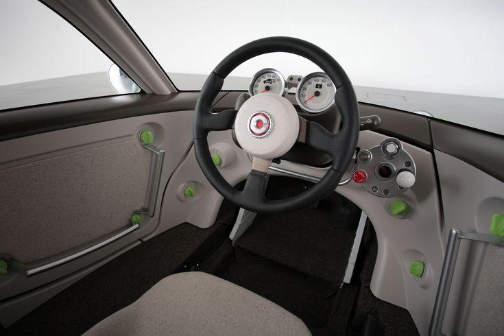2012 Toyota Camatte Concept Interior