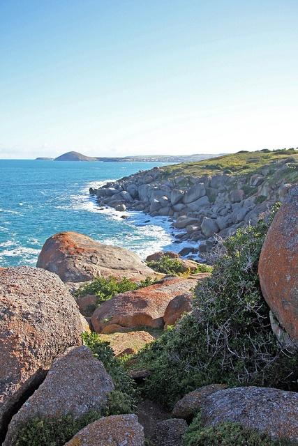Granite Island, Victor Harbor, South Australia