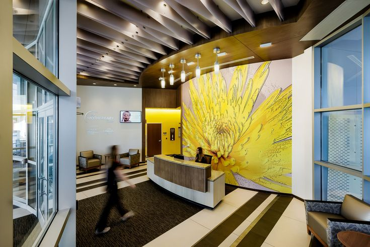Design Healthcare Medical Center Minneapolis Modern