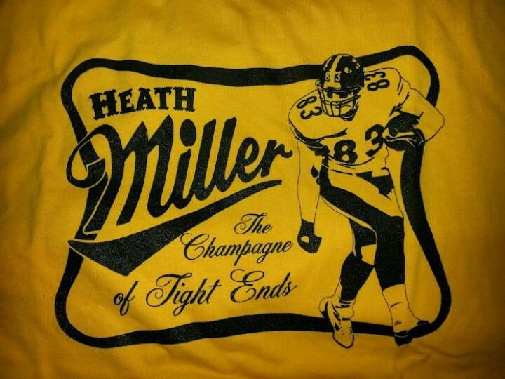 Heath Miller - Pittsburgh Steelers