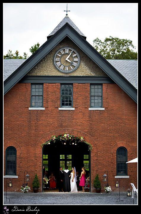 Wedding At Coach Barn Shelburne Farms