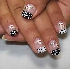 Resultado de imagen para modelos de uñas decoradas con pinceladas para los pies
