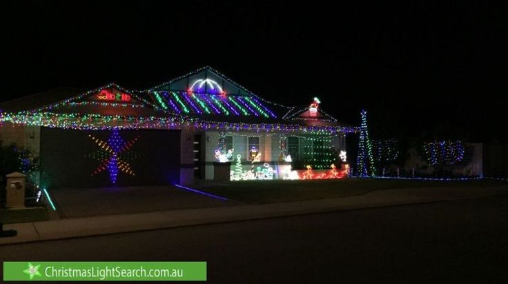 Christmas Lights in Canning Vale, WA. 	http://xmaslights.co/canningv