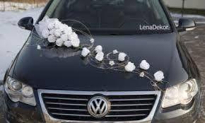 Resultado de imagen para decoracion de autos para noviOS ORIGINALES
