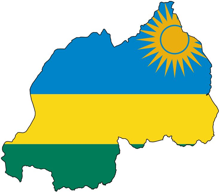 Image result for flag of rwanda