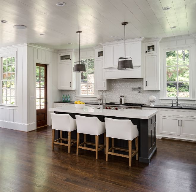 Transitional Cape Cod Style Home