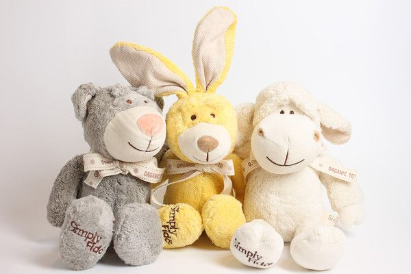 Wally, Lucy & Lolly #dog toys