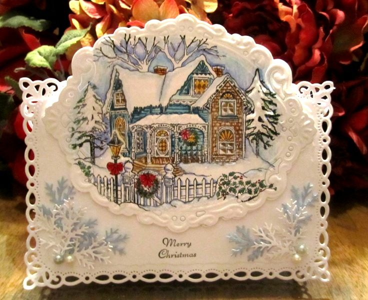 Old Fashion Christmas by GailNM - Cards and Paper Crafts at Splitcoaststampers