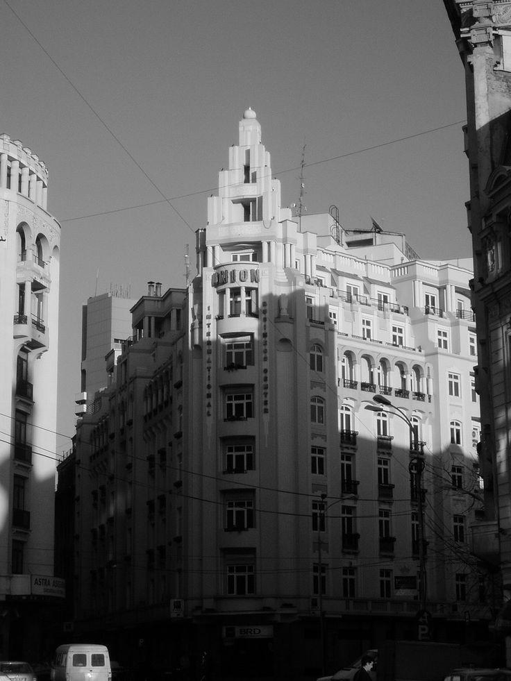 Art Deco Bucharest