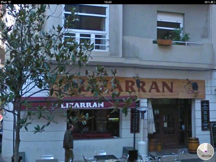 Lizarran, Murcia