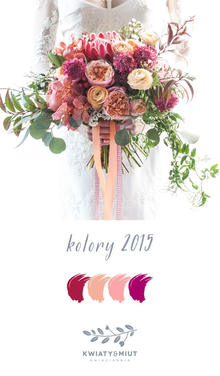 TrendBook 2015 Wedding by KWIATY&MIUT