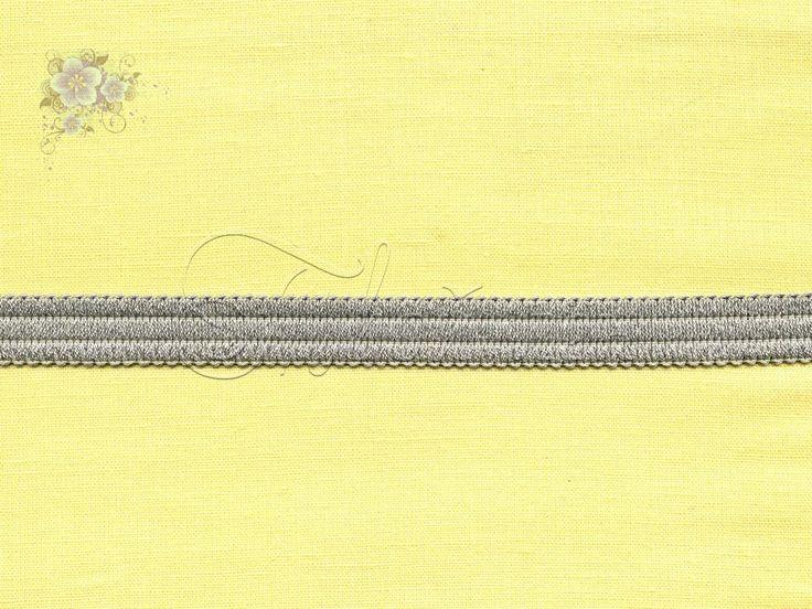 БК019-2 Кружево. Небеленый. Три полосы