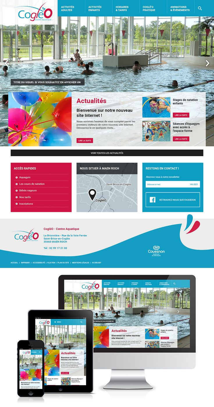 34 best Création site web images on Pinterest | Role models ...