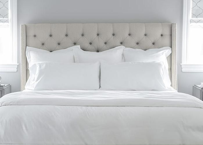 "If you sleep in a bed, this post is for you. When it comes to comfort, we at Boll & Branch mean business, literally. Every day we strive to make sure you have the softest 100% organic cotton duvets, sheets, pillowcases and shams in the industry. Your bed is your sanctuary, and you should love not only the way it feels but how it looks, too. So, you ask, how is a bed ""supposed"" to be made? Let's first nail down some definitions, and then take a closer look. Bedding Definitions Duvet Cover: A…"