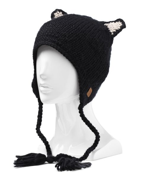 Cat - Womens Beanie - Kaos