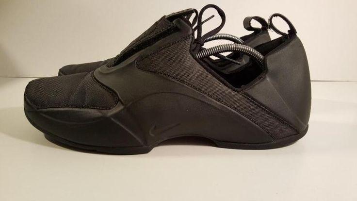 huge discount 63724 b16b2 ... real nike air trainerposit sneaker rare item rare designus12 uk11 eu46  cm30 marke a898b 69fef clearance nike shox gt leather ...