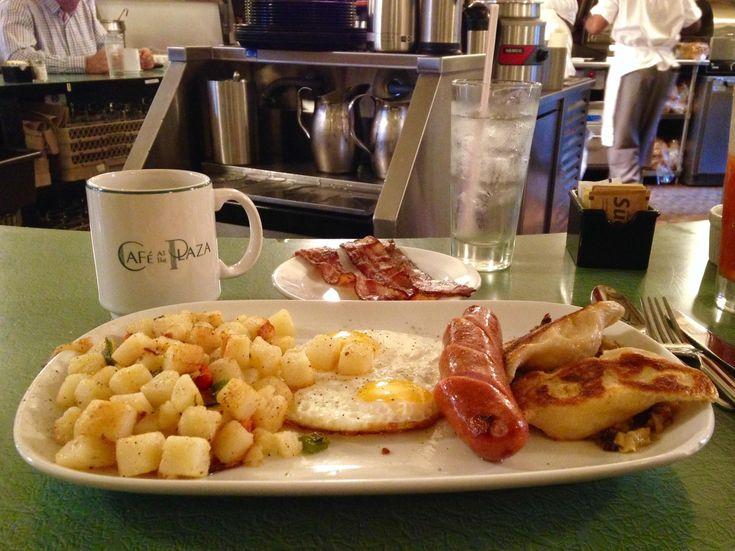 typical polish breakfast - 735×551