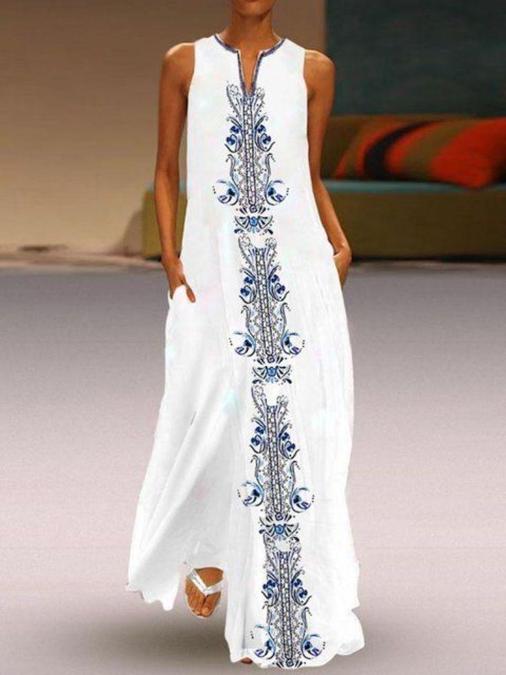 Moda Anti-idade: +18 Dicas de Vestido de Verão