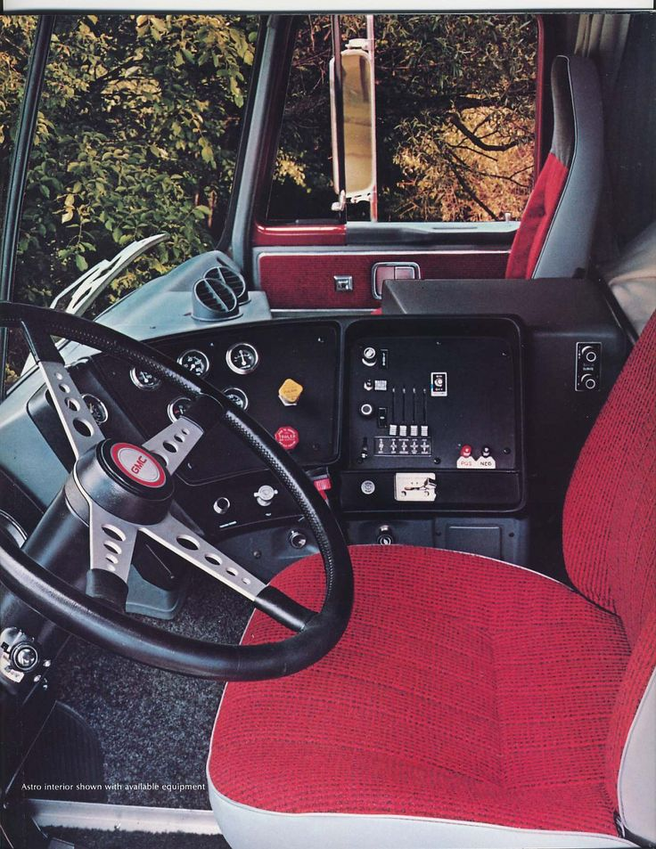 Photo: Astro-84-11 | GMC Astro & Aero Astro 1984 album ...