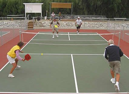 Number One Racket Sport In America? We'll take that. Pickleball was invented by Washington Congressman Joel Pritchard and friends Bill Bell and Barney McClellum in 1965.