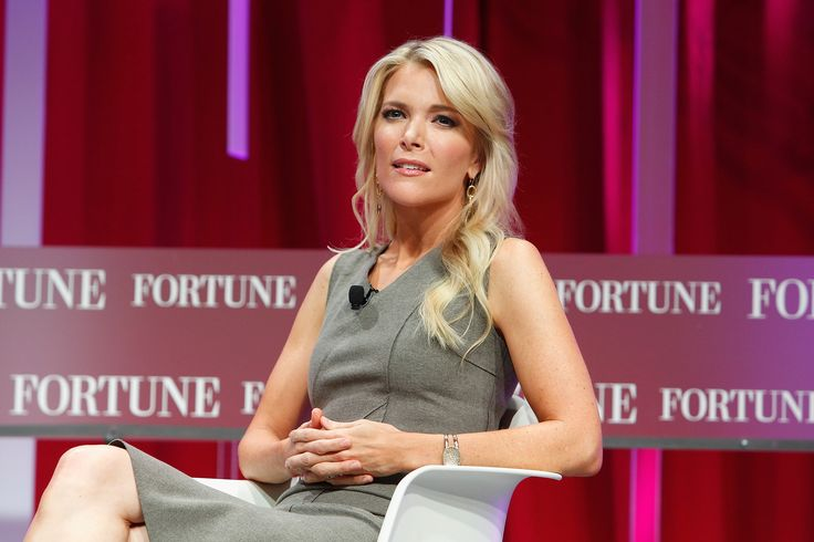 WASHINGTON, DC - OCTOBER 13:  News anchor Megyn Kelly speaks onstage during Fortune's Most Powerful Women Summit - Day 2 at the Mandarin Oriental Hotel on October 13, 2015 in Washington, DC.  (Photo by Paul Morigi/Getty Images for Fortune/Time Inc) via @AOL_Lifestyle Read more: https://www.aol.com/article/entertainment/2017/04/12/megyn-kellys-first-nbc-interview-with-vladimir-putin/22037056/?a_dgi=aolshare_pinterest#fullscreen