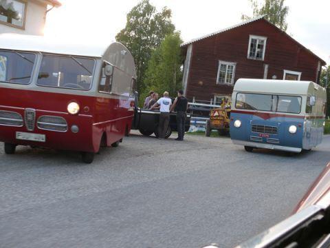 SAAB Camper Van built on SAAB 95 components...(HUSBIL)