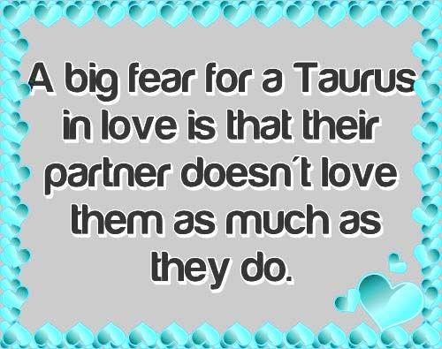 Today's Taurus Love Horoscope