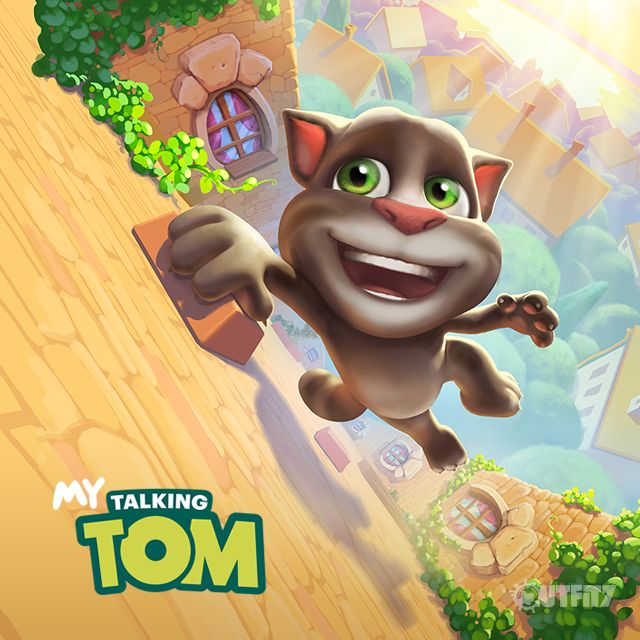 He's always UP to something! NEW mini game in My Talking Tom xo, Talking Angela #TalkingAngela  #TalkingTom #MyTalkingAngela #LittleKitties #minigame #app #bestgame #game
