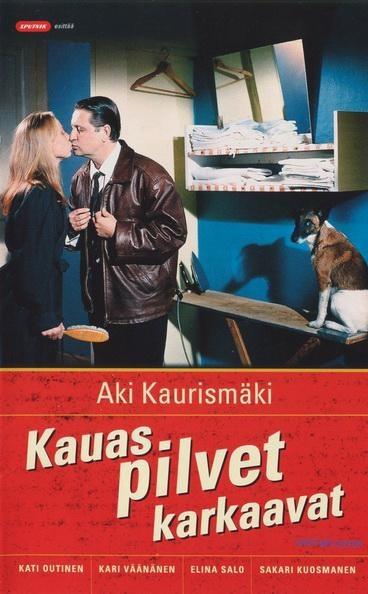Far Away the Clouds Escape – Kauas pilvet karkaavat : Aki Kaurismäki (1996)