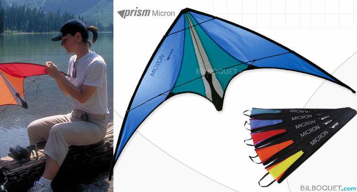 Micron Prism Kites - Cerfs-volants pilotables 2 lignes - Cerf-volant acrobatique - 49€