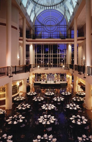 Tsakopoulos Library Galleria - Is a great venue for all type of events.