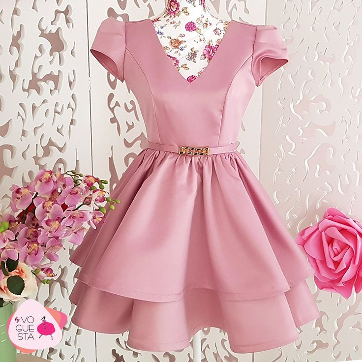 Pink spring. #dresses #rose